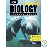 Holt Biology - Florida Edition (0030740681) by George Johnson