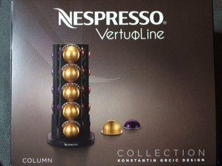 Nespresso VertuoLine Column-Capsule Holder (Nespresso Capsules Dispenser compare prices)