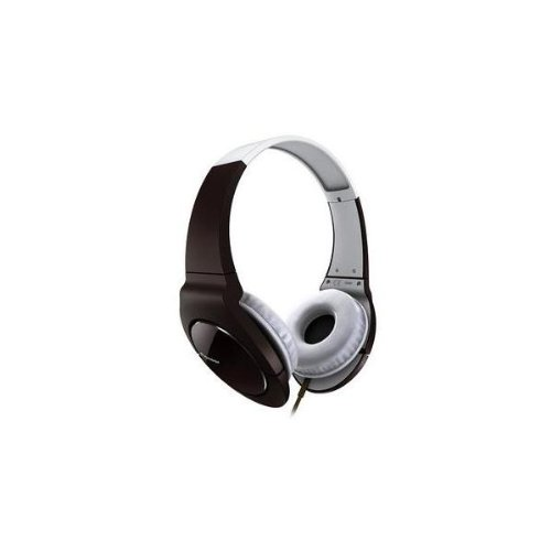 Pioneer Head Band Closed Dynamic Stereo Headphones | Se-Mj721-T Brown (Japanese Import)