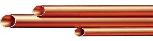Buderus Kupferrohr 32 x 1,2 mm hart in 5 Meter Stangen