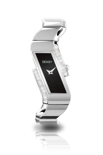 Seksy 'Wave' Wrist Wear by Sekonda 4272.37 Ladies Fashion Watch