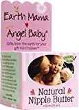 Earth Mama Angel Baby Natural Nipple Butter, 2-Ounce Jar
