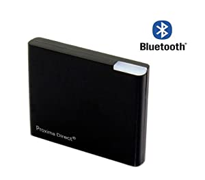 Proxima Direct® Bluetooth Music Audio Receiver Adapter for 30-Pin iPod iPad iPhone Dock Speakers (Bose, Sony Dock Stations) - Ideal replacement for iPhone 5 Audio Extension cable adapters- other Bluetooch cell phones / Bluetooth PC /PSP Compatible - UK Royal Mail 24 Delivery