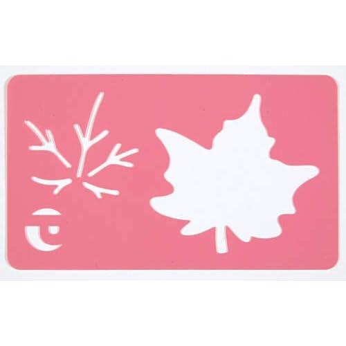 Amazon.com: Maple Leaf Stencil