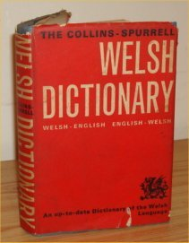 Collins-Spurrell Welsh Dictionary