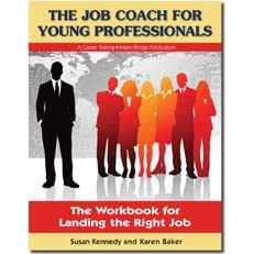 The Job Coach for Young Professionals Book