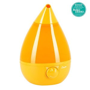 Crane Fashionable Drop, Ultrasonic Humidifier, Orange 1 Ea (Crane Orange Humidifier compare prices)