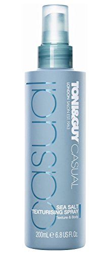Toni & Guy  Sea Salt Spray, Casual 6.8 Fl oz (Salt Hairspray compare prices)