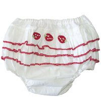 Powell Craft Strawberries Frilly Knickers