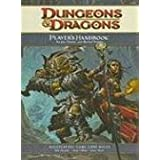 Player's Handbook: A 4th Edition Core Rulebook: 1 (D&d Core Rulebook) (Dungeons & Dragons)by Wizards RPG Team