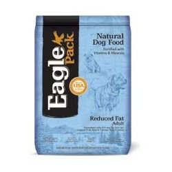 Natural Pet Food, Reduced Fat Formula for Dogs – 30-Pound Bag