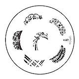 Konad Stamping Nail Art Image Plate - M80 by Konad