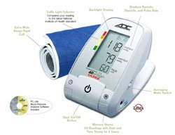 Image of ADVANTAGETM ULTRA 6023 ADVANCED BLOOD PRESSURE MONITOR (B003Z9Z9A4)