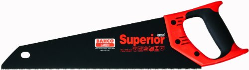 BAHCO 2600-22-XT-HP 22 Inch Ergo Superior Handsaw with XT Toothing Fine Cut