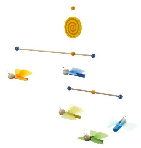 Flutterflies Mobile - Buy Flutterflies Mobile - Purchase Flutterflies Mobile (Haba, Toys & Games,Categories,Kids' Furniture & Room Decor,Room Decor)