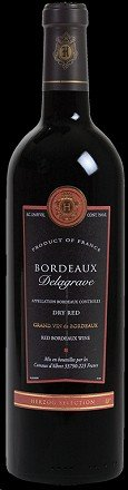 Herzog Selection Bordeaux Delagrave 2011 375Ml