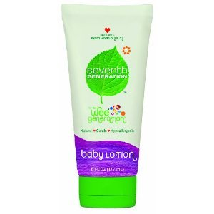 Seventh Generation 7 Gen Bby Lotion 6 oz (Pack Of 3) - 1