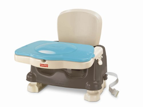Fisher-Price Healthy Care Deluxe Booster Seat - 1