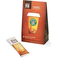 Starbucks VIA® Ready Brew Caramel Flavored Coffee