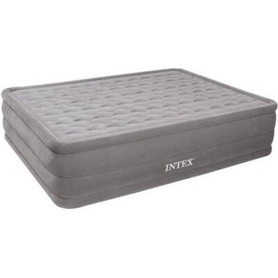 Intex Ultra Plush Airbed Kit Queen 66957E front-852664