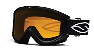 Smith Optics CN2LBK10 Cascade Classic Goggle Black Frame/Gold Lite Lens