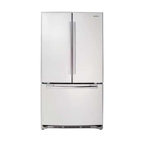 Samsung rfg297hd 29 cubic foot french door energy star for 18 cubic foot french door refrigerator