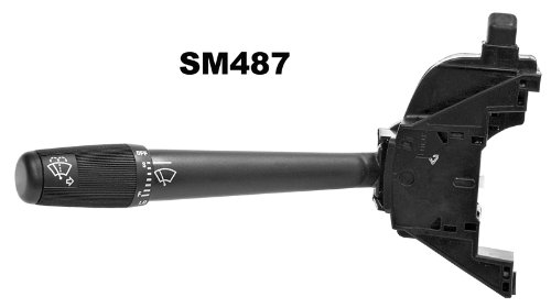 Shee-Mar SM487 Turn Signal - Wiper/Washer - Hi/Low Beam - Multifunction Switch (Ford Ranger Wiper Switch compare prices)