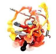 ハウディ&海洋堂 サイボーグ009 ヴィネット 004 アルベルト・ハインリヒ 食玩フィギュア