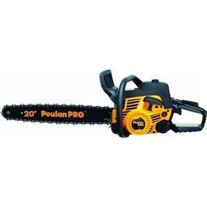 Poulan Pro PP5020AV 20-Inch 50cc 2 Stroke Gas Powered Chain Saw