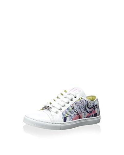 Galliano Donna Women's Martina Gazette Laceup Sneaker