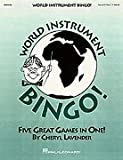 World Instrument Bingo (Game) w/CD