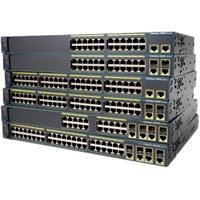 Cisco Catalyst WS-C2960-24TT-L 2960 24 Port 10/100 Switch