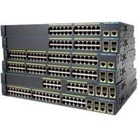 Cisco WS-C2960-24TT-L Switch