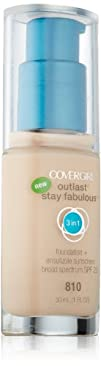 Covergirl Outlast Stay Fabulous 3-in-1 Foundation Classic
