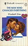 img - for Man Who Changed Everything (Silhouette Romance) book / textbook / text book