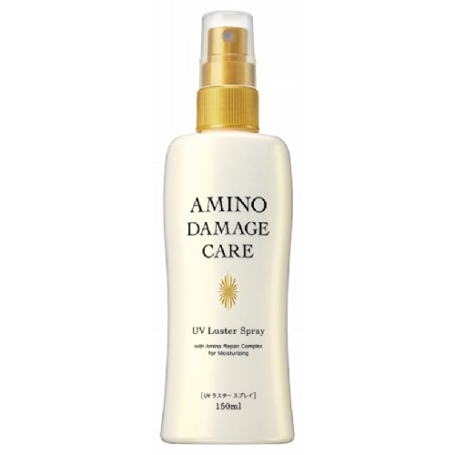 エイボン アミノ ダメージケア UV ラスター スプレイ髪の日焼け止め