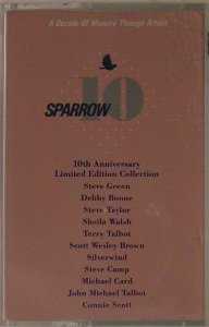 Sparrow 10th Anniversary Limited Edition Collection