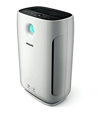 Philips 2000 Series AeraSense AC2887/20 60-Watt Air Purifier (White)
