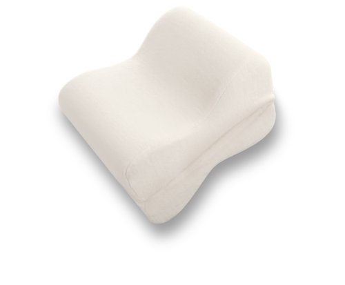 Cheapest Prices! HoMedics Ortho Therapy Memory Foam Leg Spacer Pillow with Velour Cover