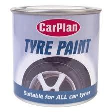 Car tyre paint, 250ml