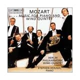 Music for Pno/Wind Qntby W.A. Mozart