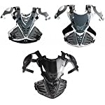 Kali Protectives Kavaca Chest Protector (Black, One Size)