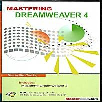 Mastering Dreamweaver 4 (PC CD DVD Case)