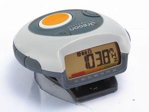 Cheap Oregon Scientific PE829A Talking Pedometer with FM Radio (OR-PE829A)