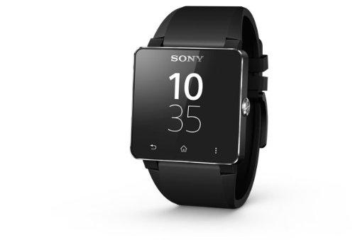 Sony SmartWatch 2 Handy-Uhr, schwarz