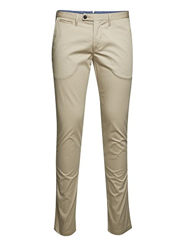 PREMIUM by JACK & JONES Pantaloni uomo slim fit elasticizzato casual JJPRMARCO (W33/L32)