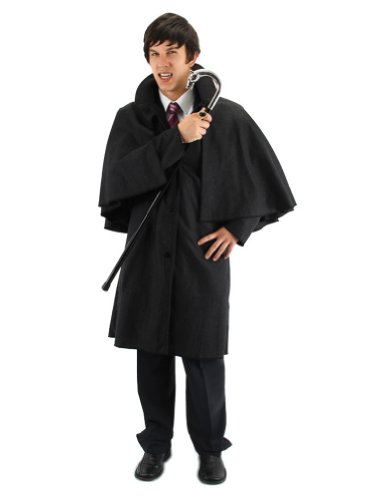 Dark Shadows Barnabas Cape Lg Halloween Costume - 1 size