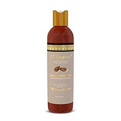 Best Cheap Deal for BEST Paraben Free & Sulfate Free Argan Oil Shampoo - Promotes Hair Growth - Backed by a 100% Satisfaction Guarantee! Natural, Professional Quality Stops Frizz, Leaves Hair Soft & Silky 8oz by LT Organics - Free 2 Day Shipping Available