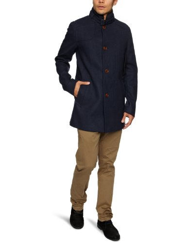 G Star Decoy Garber Trench Men's Jacket Naval Blue Large