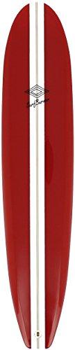 Stone Zen INC307513 Surf 1 soporte para incienso Queens grabadora de larga, rojo, 30 x 20 x 0,2 cm